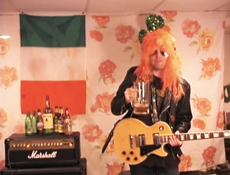 Happy St. Paddy's Day by The Money Hams ft. Dave Mustaine of Megadeth